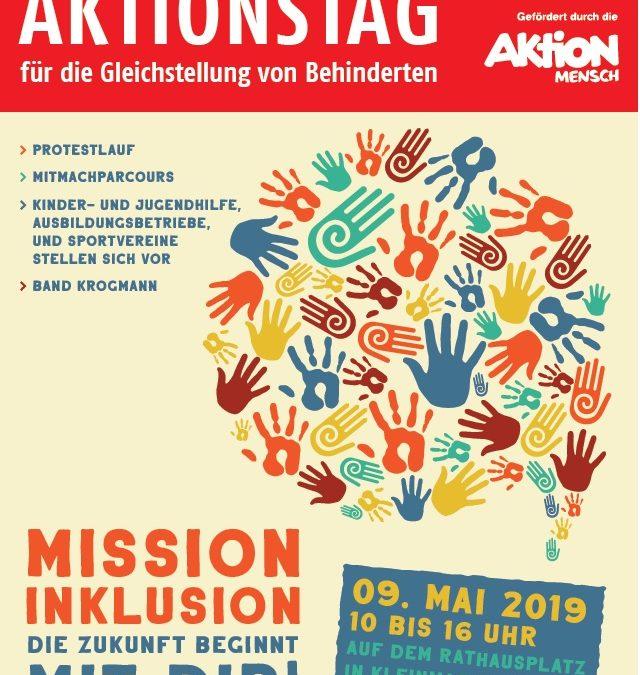 Aktionstag am 9.Mai in Kleinmachnow