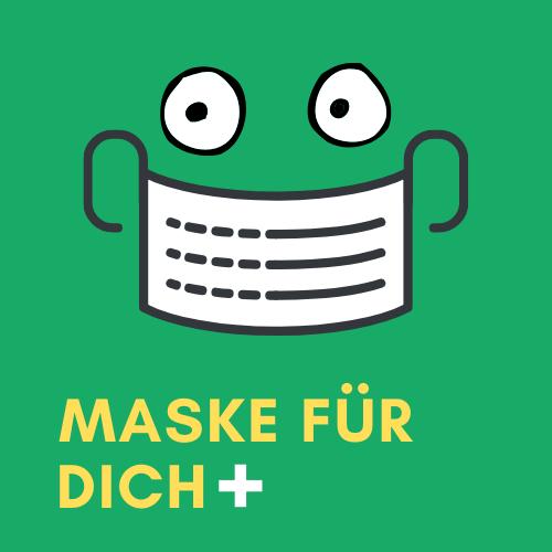 Corona-Hilfsprojekt #MaskeFürDich