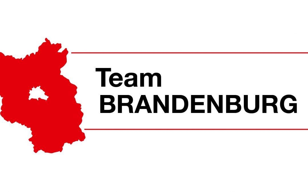 TEAM BRANDENBURG ist das neue Projekt des DRK-Landesverbands Brandenburg e.V.